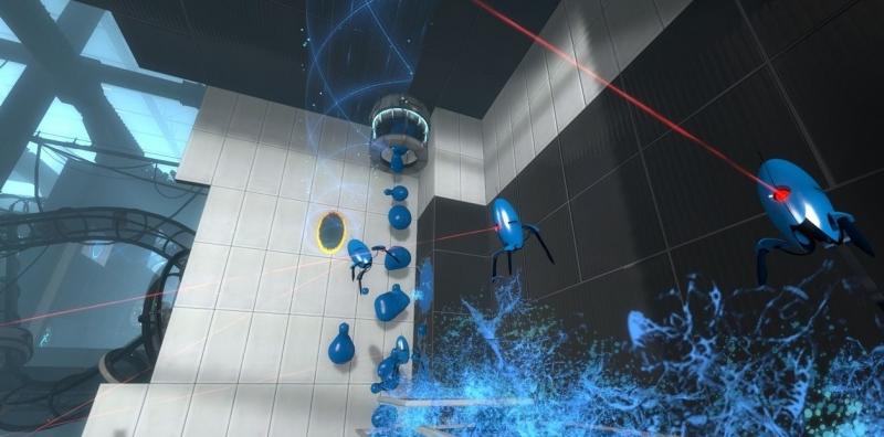 Nuove immagini da Portal 2