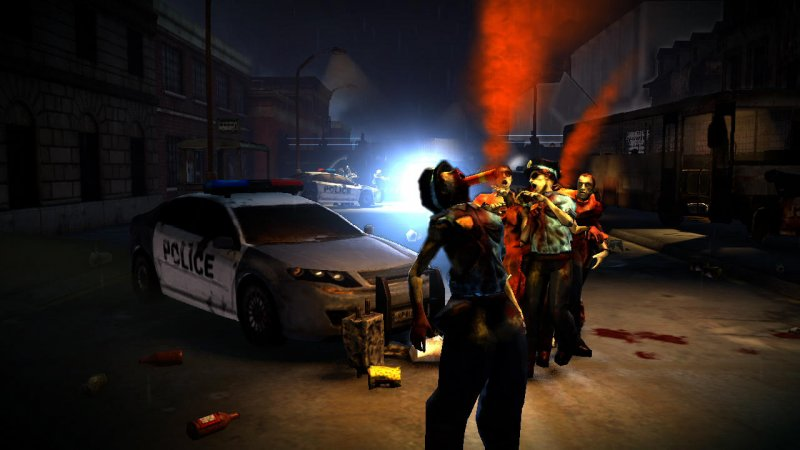 Dead Nation con co-op multiplayer