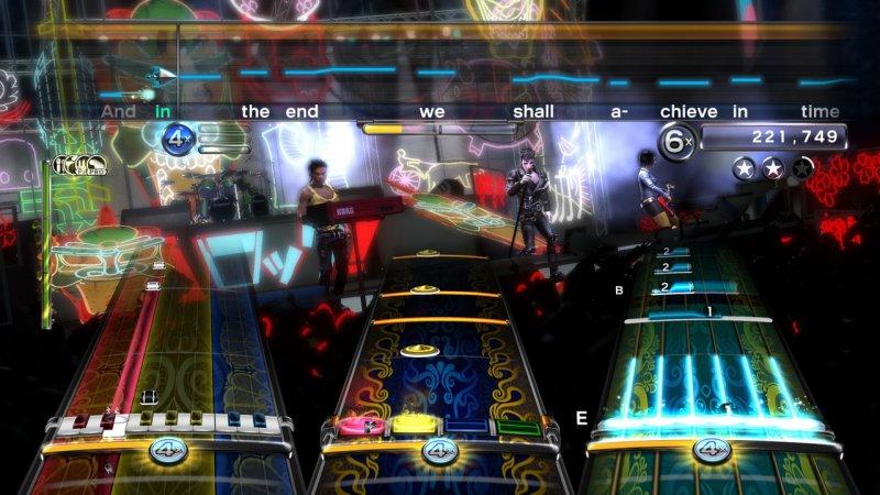 In arrivo una patch per Rock Band 3