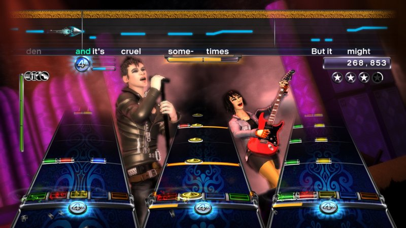 I DLC di Rock Band 3 incompatibili con l'1 e il 2?