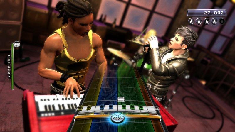 Harmonix rimane impegnata con Rock Band