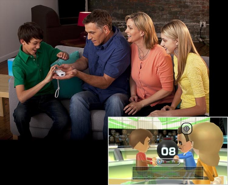 Nintendo annuncia il rilascio di Wii Party