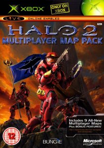 Halo 2 Multiplayer Map Pack per Xbox