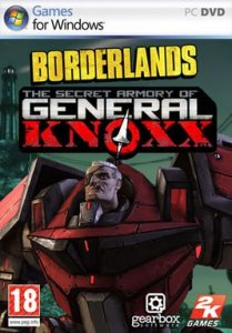 Borderlands: The Secret Armory of General Knoxx per PC Windows