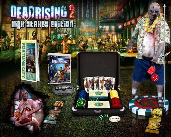 Svelata la Limited di Dead Rising 2