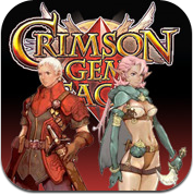 Crimson Gem Saga per iPhone
