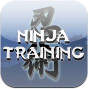 Ninja Training per iPhone
