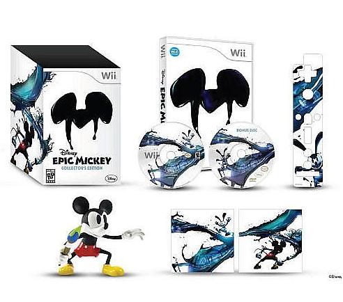 Svelata la Collector's di Epic Mickey