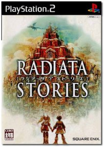 Radiata Stories per PlayStation 2
