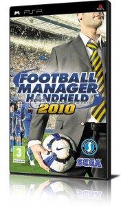 Football Manager Handheld 2010 per PlayStation Portable