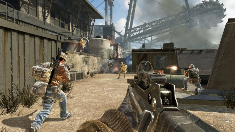 Aggiornamento per Call of Duty: Black Ops