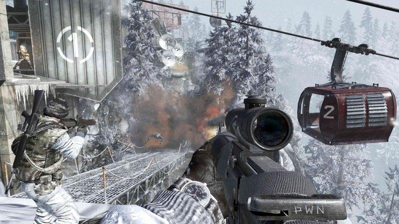 La personalizzazione del multiplayer di COD: Black Ops in video
