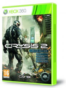 Crysis 2 per Xbox 360