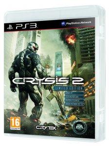 Crysis 2 per PlayStation 3