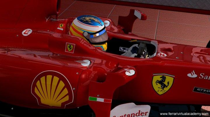 Rilasciato l'Adrenaline Pack per Ferrari Virtual Academy - Corretta