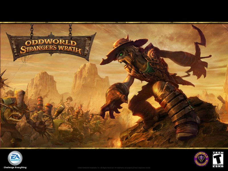 Oddworld: Stranger's Wrath HD, la data di uscita su Nintendo Switch