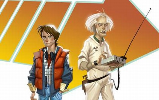 Back to the Future non esce su X360 e Wii?