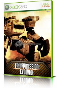 Front Mission Evolved per Xbox 360