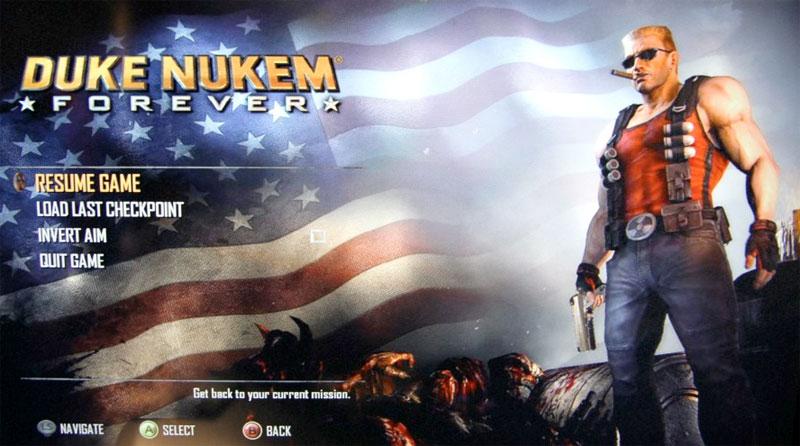 Notizie su Duke Nukem Forever in arrivo entro un mese