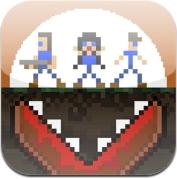 Super Mega Worm per iPhone