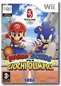 Mario & Sonic ai Giochi Olimpici per Nintendo Wii