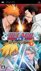 Bleach: Heat the Soul 6 per PlayStation Portable