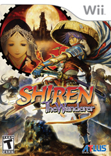 Shiren the Wanderer per Nintendo Wii