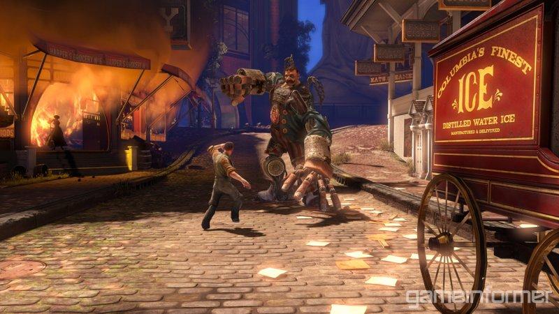 Primi screenshot per Bioshock Infinite