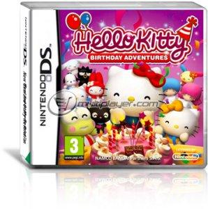 Hello Kitty: Avventura di Compleanno per Nintendo DS