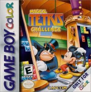 Magical Tetris Challenge per Game Boy Color