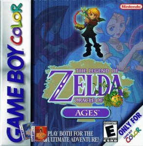 Legend of Zelda: Oracle of Ages per Game Boy Color