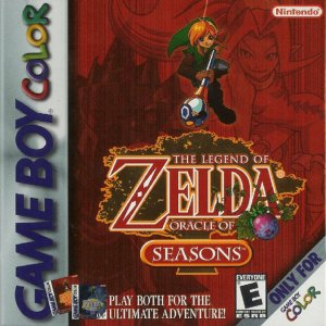 The Legend of Zelda: Oracle of Seasons per Game Boy Color