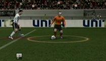 Pro Evolution Soccer 2011 (PES 2011) - Trailer della versione Wii