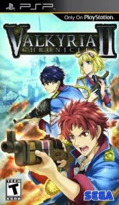 Valkyria Chronicles II per PlayStation Portable