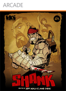 Shank per Xbox 360