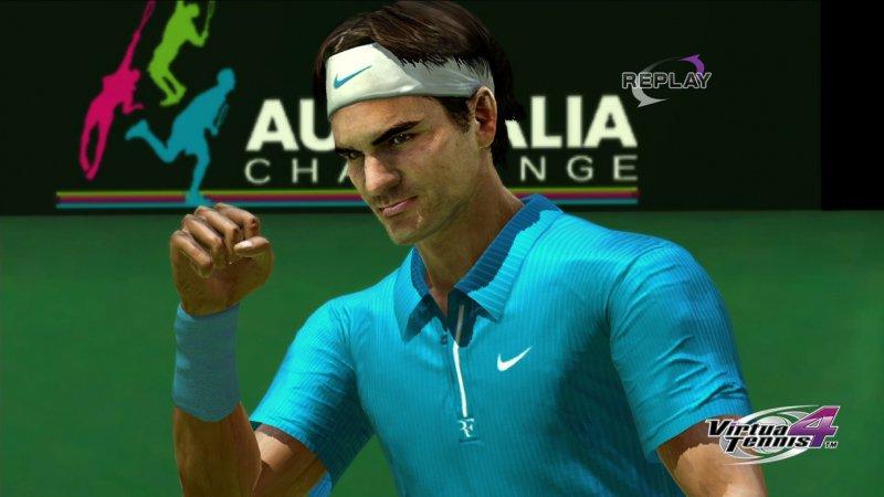 Virtua Tennis 4 anche su Xbox 360 e Wii