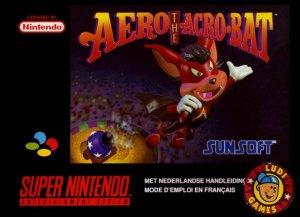 Aero the Acro-Bat per Super Nintendo Entertainment System
