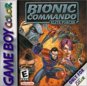 Bionic Commando : Elite forces per Game Boy Color