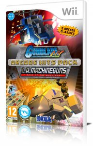 Gunblade NY and LA Machineguns Arcade Hits Pack per Nintendo Wii