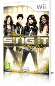 Disney Sing It: Party Hits per Nintendo Wii