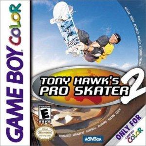 Tony Hawk's Pro Skater 2 per Game Boy Color
