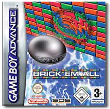 Brick\'em All per Game Boy Advance