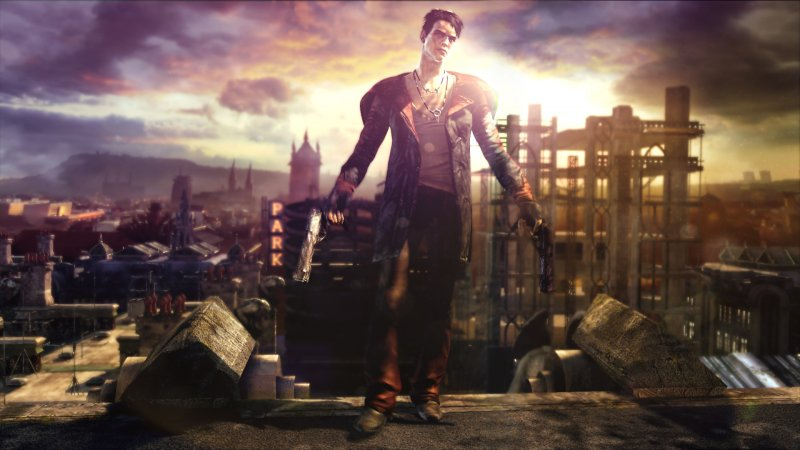 Devil May Cry utilizza l'Unreal Engine