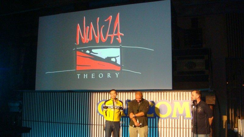 Conferenza Capcom - TGS 2010