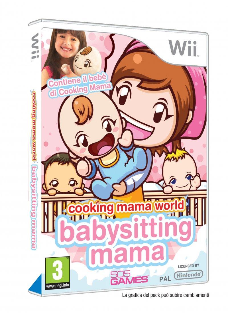 Due nuovi giochi per Cooking Mama da 505 Games