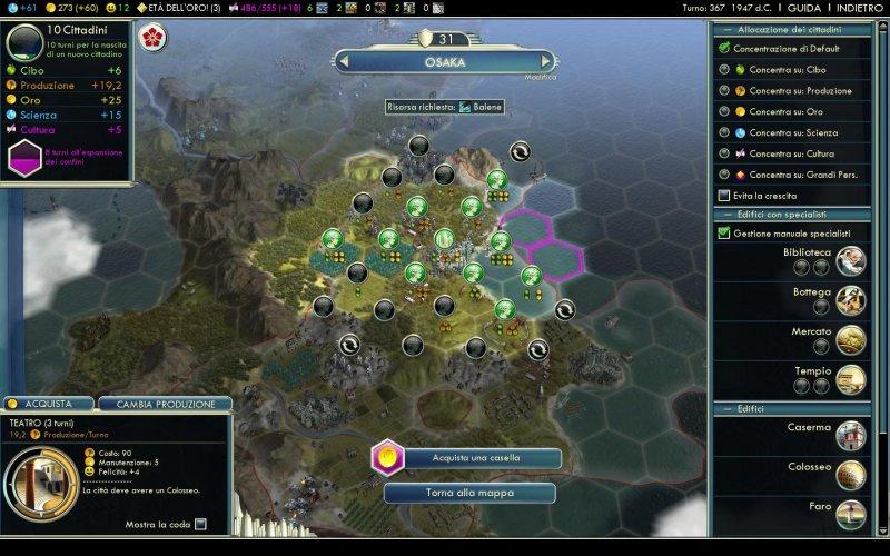Civilization V confermato anche su MAC