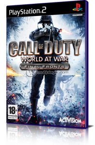 Call of Duty: World at War per PlayStation 2