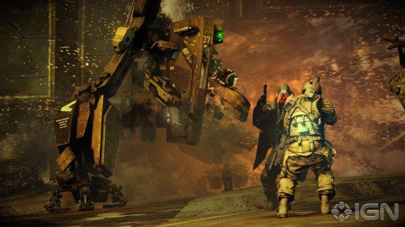 Nuove immagini per Killzone 3 dal TGS 2010