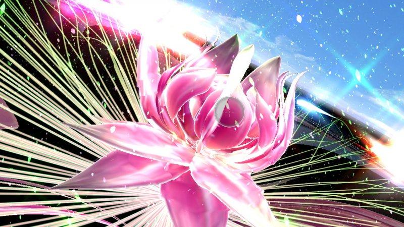Un fiore digitale