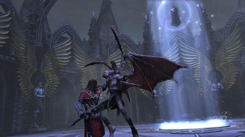 Presto una patch per Castlevania: Lords of Shadow